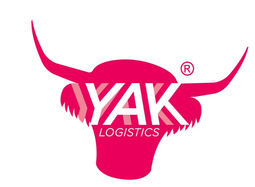 Yak Logistics Europe Logo